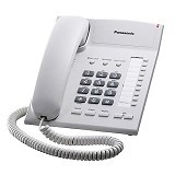 PANASONIC Corded Phone [KX-TS820] - White - Corded Phone