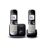 PANASONIC Cordless Phones [KX-TG6812] - Wireless Phone