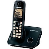 PANASONIC Cordless Telephone Wireless [KX-TG6611] - Black - Wireless Phone
