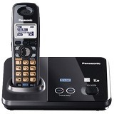 PANASONIC Cordless Telephone Wireless [KX-TG9321] - Black - Wireless Phone