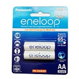 PANASONIC Eneloop AA 2000mAh BP2 - Battery and Rechargeable