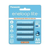 PANASONIC Eneloop Lite AA 1000mAh BP4 - Battery and Rechargeable