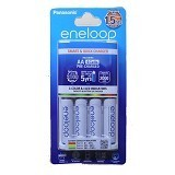 PANASONIC Eneloop Smart And Quick Charger BP4 - Battery and Rechargeable