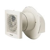 PANASONIC Exhaust Fan Wall Dinding 4 Inch [FV-10EGK1] - White (Merchant) - Exhaust Fan