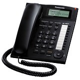 PANASONIC Integrated Telephone System [KX-TS885ND] - Black - Corded Phone