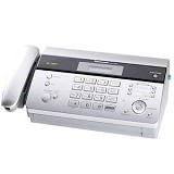 PANASONIC KX-FT983CX - Silver - Mesin Fax Kertas Thermal