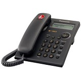 PANASONIC KX-TSC11MXB - Black - Corded Phone