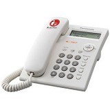 PANASONIC KX-TSC11MXW - White - Corded Phone