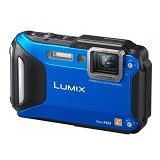 PANASONIC Lumix DMC-FT6 - Blue - Camera Underwater