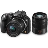 PANASONIC Lumix DMC-G5W Double Kit (Merchant) - Camera Mirrorless