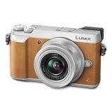 PANASONIC Lumix DMC-GX85 Kit - Brown - Camera Mirrorless