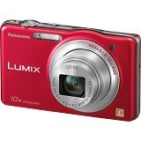 PANASONIC Lumix DMC-SZ1 - Red - Camera Pocket / Point and Shot