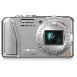 PANASONIC Lumix DMC-TZ20 - Silver - Camera Pocket / Point and Shot