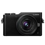 PANASONIC Lumix G Mirrorless Camera [DC-GF9K] - Black - Camera Mirrorless