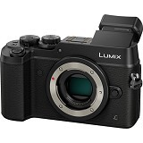 PANASONIC Lumix G Mirrorless DMC-GX8 Body Only - Black - Camera Mirrorless