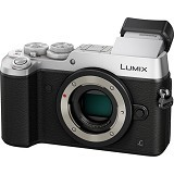 PANASONIC Lumix G Mirrorless DMC-GX8 Body Only - Silver