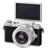 PANASONIC Lumix Mirrorless DMC-GF7KGC - Silver Black - Camera Mirrorless