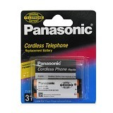 PANASONIC Ni Mh Replacement Battery Type 31 [HHR-P105] - Battery and Rechargeable