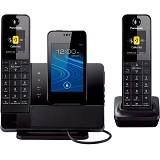 PANASONIC Premium Cordless Telephone [KX-PRD262] - Black