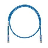 PANDUIT NK Copper Patch Cord Cat 6 3M [NK6PC3MBUY] - Blue - Network Cable Utp