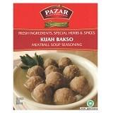 PAZAR Bumbu Kuah Bakso (Merchant) - Bumbu Instan Daging