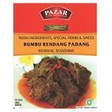 PAZAR Bumbu Rendang Padang (Merchant) - Bumbu Instan Daging