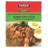 PAZAR Bumbu Soto Ayam (Merchant) - Bumbu Instan Unggas