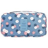 PEACHES OLSHOP Underwear Organizer Bag - Blue (Merchant) - Container