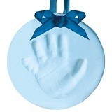 PEARHEAD Babyprints Keepsake [PH50025] - Blue - Nursery Furniture & Decor