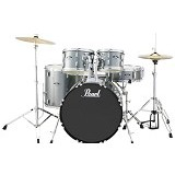 PEARL Drum Kit Roadshow Series [RS525SC/C+] - Charcoal Metallic - Drum Kit