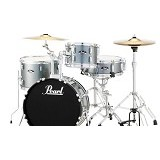 PEARL Drum Kit Roadshow Series [RS584C/C+] - Charcoal Metallic - Drum Kit