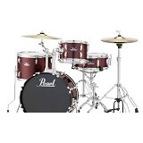 PEARL Drum Kit Roadshow Series [RS584C/C+] - Wine Red