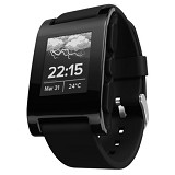 PEBBLE Classic - Black - Smart Watches