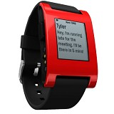 PEBBLE Classic - Red - Smart Watches