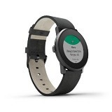 PEBBLE Time Round 20mm - Black (Merchant) - Smart Watches