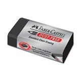 PELIKAN Eraser Dust Free 7171 Medium Black isi 24 [187171] - Penghapus Pulpen & Pensil