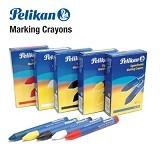 PELIKAN Marking Crayons 12 [762] (Merchant)