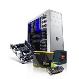 PEMMZ Desktop Custom PC Quartz - Desktop Rakitan AMD