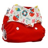 PEMPEM Velcro Litty - Cloth Diapers / Popok Kain