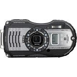 PENTAX Digital Camera WG-5 - Gunmental - Camera Underwater