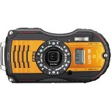 PENTAX Digital Camera WG-5 - Orange - Camera Underwater