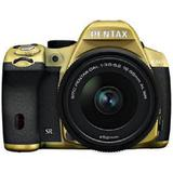 PENTAX K-30 Kit4 - Gold - Camera SLR