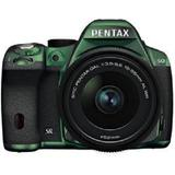 PENTAX K-30 Kit4 - Green - Camera SLR