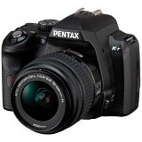PENTAX K-R Kit - Black - Camera Slr