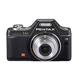 PENTAX Optio I-10 - Black - Camera Pocket / Point and Shot