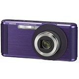 PENTAX Optio LS465 - Amethyst Purple - Camera Pocket / Point and Shot