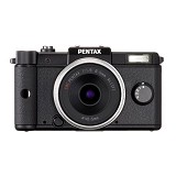 PENTAX Q - Black - Camera Mirrorless