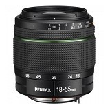 PENTAX SMC DA 18-55mm F/3.5-5.6 AL WR - Camera Slr Lens