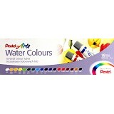 PENTEL Water Colour 18W - Cat Air