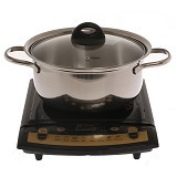PERFECT CHEF Induction Cooker + Dutch Oven